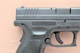 Springfield XD-40 Sub-Compact .40 S&W - 3 of 18
