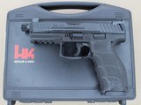 Heckler & Koch Model HK-VP9 9mm with extras**UNFIRED**