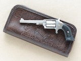 Freedom Arms Mini Revolver Casull's Improvement, Cal. .22 LR, with Freedom Arms Pistol Rug SOLD