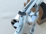 """1988 Vintage 6"""" Smith & Wesson Model 629-1 .44 Magnum Revolver** All-Original Clean Example ** SOLD - 24 of 25"""