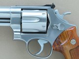 """1988 Vintage 6"""" Smith & Wesson Model 629-1 .44 Magnum Revolver** All-Original Clean Example ** SOLD - 7 of 25"""