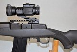 RUGER MINI-14 RANCH RIFLE IN 5.56 WITH VORTEX STRIKEFIRE SCOPE, 6 RUGER MAGAZINES AND MATCHING BOX SOLD - 11 of 23