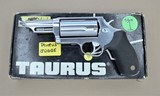 Taurus Judge Polished Stainless steel in .45LC / .410 with box
