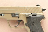 **As New in Box** Sig Sauer M11-A1 FDE 9x19mm - 3 of 19