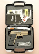 **As New in Box** Sig Sauer M11-A1 FDE 9x19mm - 19 of 19