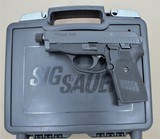 SIG SAUER P239 TAC-OPS 9MM WITH BOX 2ND 10 RD MAG, NIGHT SITES AND PAPERWORK**MINT** SOLD - 1 of 18