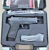 SIG SAUER P239 TAC-OPS 9MM WITH BOX 2ND 10 RD MAG, NIGHT SITES AND PAPERWORK**MINT** SOLD - 18 of 18