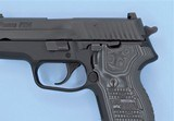 SIG SAUER P224 WITH NIGHT SIGHTS 3 MAGAZINES AND BOX 9MM**MINT**SOLD** - 5 of 20