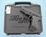 SIG SAUER P224 WITH NIGHT SIGHTS 3 MAGAZINES AND BOX 9MM**MINT**SOLD** - 1 of 20