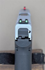GLOCK G43X 9MM WITH 4 MAGS, NIGHT SIGHTS IWB HOLSTER AND MATCHING BOX **SOLD** - 12 of 20