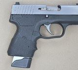 KAHR PM9 9MM WITH 2 EXTRA MAGS, DON HUME MAG CARRIER AND BOX - 7 of 13