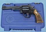 Smith and Wesson Model 17 .22LR with matching box