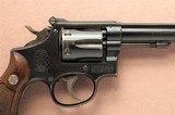 **Mfg 1951**Smith & Wesson K-38 Masterpiece 5-screw .38 Special - 7 of 18