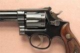 **Mfg 1951**Smith & Wesson K-38 Masterpiece 5-screw .38 Special - 3 of 18