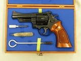 Smith & Wesson Model 29, Cal. .44 Magnum, 4 Inch Barrel