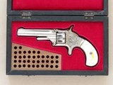 Smith & Wesson Model No. 1, 3rd Issue, Cal. .22 Short