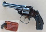 Smith & Wesson New Departure Safety Hammerless, Cal. .32 S&W, 1908 Vintage