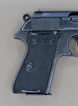 WALTHER PP RJ CHAMBERED IN 7.65mm MANUFACTURED IN 1944**SOLD** - 2 of 17