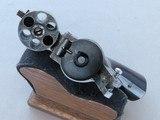 "1860's Civil War Period L.W. Pond Single Action Pocket/Belt Revolver in .32 Rimfire** Rare ""Manuf'd for Smith & Wesson"" Model ** - 22 of 25"