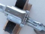 "1860's Civil War Period L.W. Pond Single Action Pocket/Belt Revolver in .32 Rimfire** Rare ""Manuf'd for Smith & Wesson"" Model ** - 10 of 25"