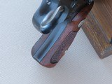 1948 Vintage Smith & Wesson .32 Hand Ejector in .32 S&W Long Caliber** Handsome All-Original 5-Screw Gun ** - 16 of 25