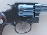 1948 Vintage Smith & Wesson .32 Hand Ejector in .32 S&W Long Caliber** Handsome All-Original 5-Screw Gun ** - 7 of 25