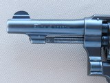 1948 Vintage Smith & Wesson .32 Hand Ejector in .32 S&W Long Caliber** Handsome All-Original 5-Screw Gun ** - 4 of 25