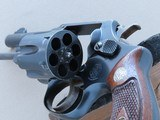1948 Vintage Smith & Wesson .32 Hand Ejector in .32 S&W Long Caliber** Handsome All-Original 5-Screw Gun ** - 22 of 25