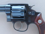 1948 Vintage Smith & Wesson .32 Hand Ejector in .32 S&W Long Caliber** Handsome All-Original 5-Screw Gun ** - 3 of 25