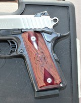 STI GUARDIAN 45ACP WITH BOX, EXTRA MAG AND BIANCHI HOLSTER - 4 of 20