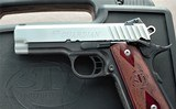STI GUARDIAN 45ACP WITH BOX, EXTRA MAG AND BIANCHI HOLSTER - 2 of 20