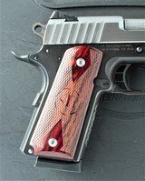 STI GUARDIAN 45ACP WITH BOX, EXTRA MAG AND BIANCHI HOLSTER - 6 of 20