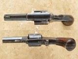 Forehand & Wadsworth, Center Hammer, Bull Dog, Cal. .38 RF - 3 of 10