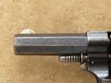 Forehand & Wadsworth, Center Hammer, Bull Dog, Cal. .38 RF - 4 of 10