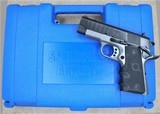 SPRINGFIELD ARMORY V10 ULTRA COMPACT 45 ACP WITH PAPERWORK AND BOX
