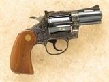 Custom Colt Diamondback, Cal. 22 LR, - 3 of 18