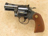 Custom Colt Diamondback, Cal. 22 LR, - 10 of 18