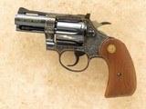 Custom Colt Diamondback, Cal. 22 LR,