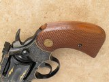 Custom Colt Diamondback, Cal. 22 LR, - 5 of 18