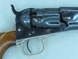 1862 Civil War Period Colt Model 1862 Police Revolver in .36 Caliber Cap & Ball** Presentation Gun / Old Reblue ** SOLD - 7 of 25