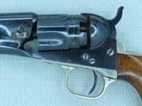 1862 Civil War Period Colt Model 1862 Police Revolver in .36 Caliber Cap & Ball** Presentation Gun / Old Reblue ** SOLD - 3 of 25