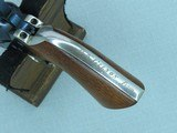1862 Civil War Period Colt Model 1862 Police Revolver in .36 Caliber Cap & Ball** Presentation Gun / Old Reblue ** SOLD - 12 of 25