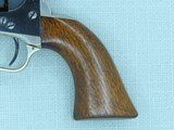 1862 Civil War Period Colt Model 1862 Police Revolver in .36 Caliber Cap & Ball** Presentation Gun / Old Reblue ** SOLD - 2 of 25
