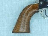 1862 Civil War Period Colt Model 1862 Police Revolver in .36 Caliber Cap & Ball** Presentation Gun / Old Reblue ** SOLD - 6 of 25