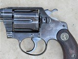 COLT POLICE POSITIVE .38 SPECIAL MANUFACTURED IN 1928 ISSUED TO WESTCHESTER COUNTY POLICE NO.42 SOLD - 6 of 17