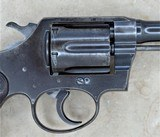 COLT POLICE POSITIVE .38 SPECIAL MANUFACTURED IN 1928 ISSUED TO WESTCHESTER COUNTY POLICE NO.42 SOLD - 9 of 17