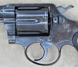 COLT POLICE POSITIVE .38 SPECIAL MANUFACTURED IN 1928 ISSUED TO WESTCHESTER COUNTY POLICE NO.42 SOLD - 3 of 17