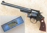 Smith & Wesson Registered .357 Magnum, Beautiful in Box, pre-Model 27