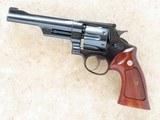 Smith & Wesson Registered .357 Magnum, Pre-War Pre-Model 27, 1937 Vintage