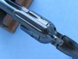 1961 Vintage Colt Buntline Scout .22LR Revolver w/ Original Box** Beautiful All-Original Example ** SOLD - 15 of 25